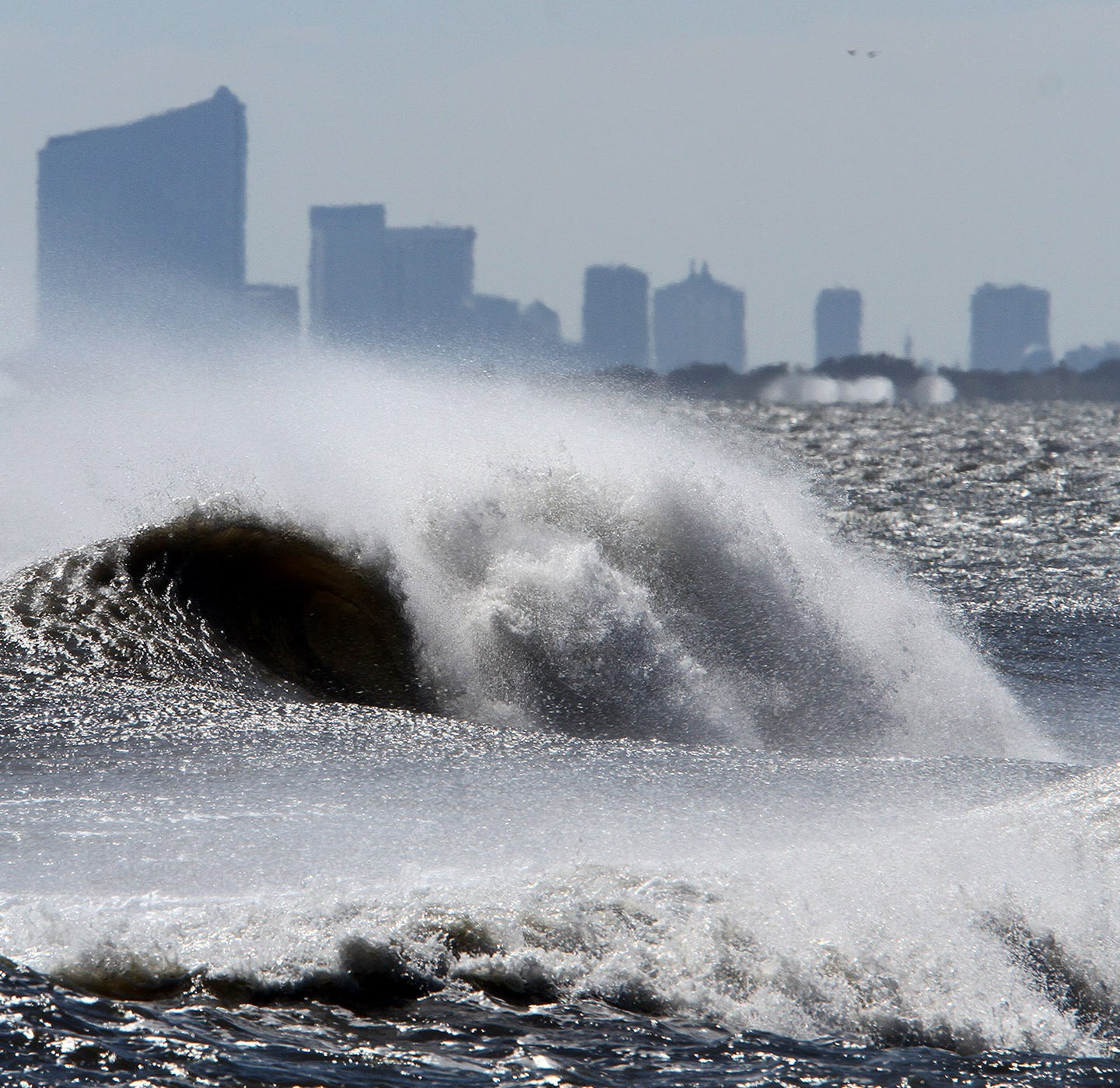 NJ weather: Nor'easter to bring rain, flooding and damaging winds starting today