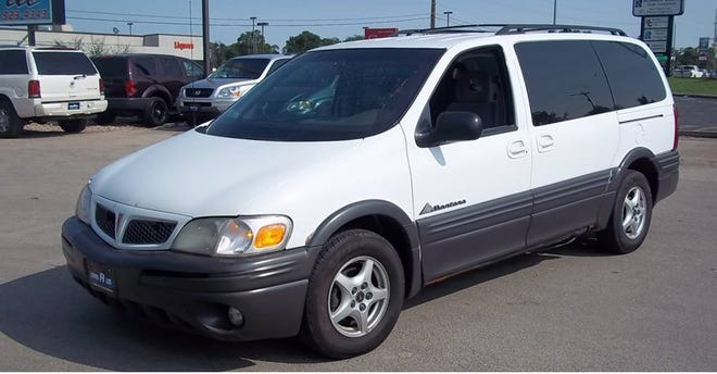 DPS released this stock photo of what is believed to be the type of vehicle involved in a hit-and-run in western Taylor County on Thursday, Dec. 6, 2018.