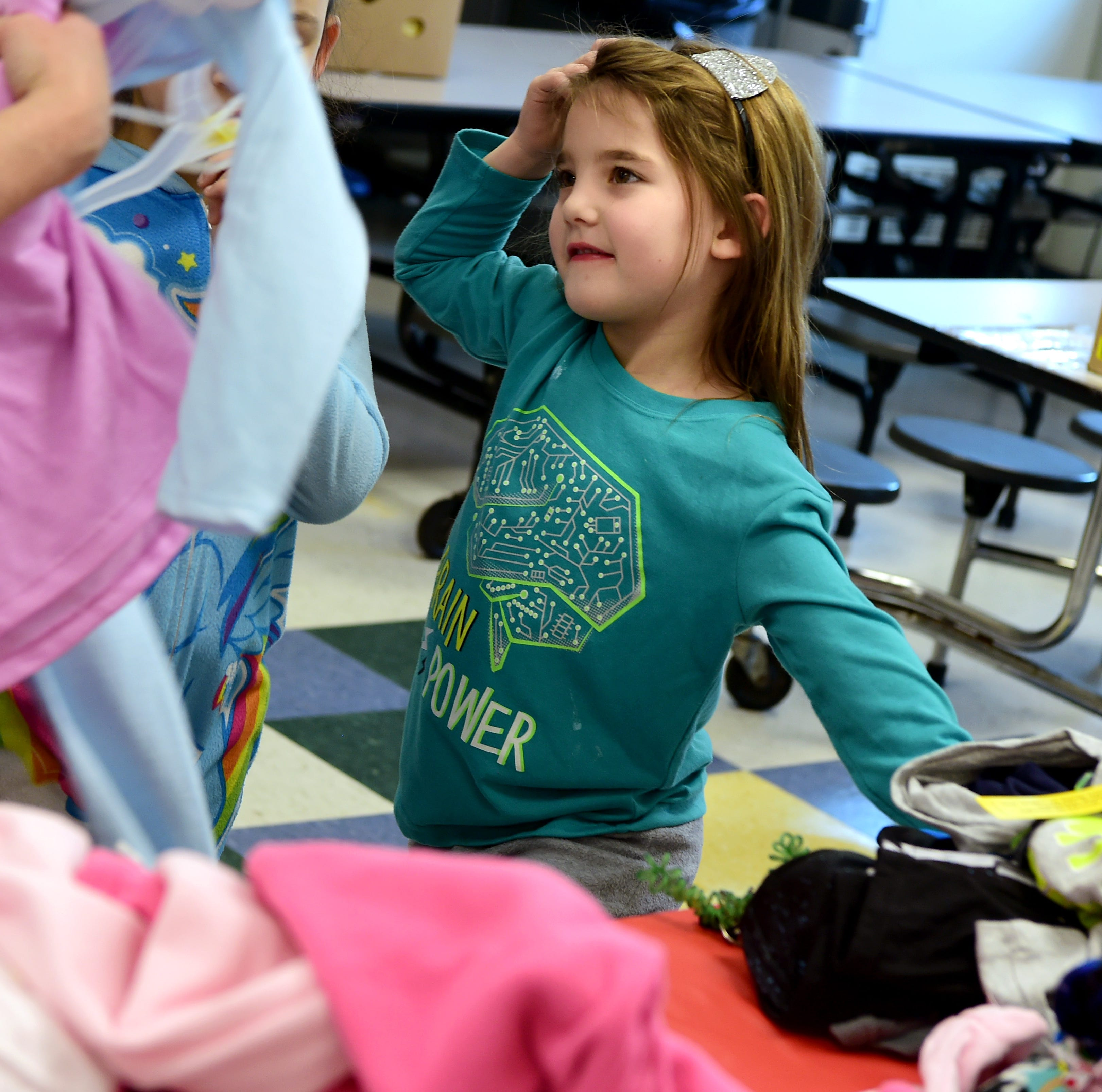 The poll is open: Vote for your school's holiday drive to be featured in our weekly series