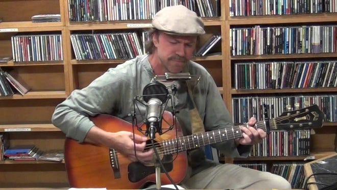 Jay Brown will be joined by local songwriters Dave Desmelik and Ryan Furstenberg at the White Horse on Dec. 17, for the latest installment in his Local Live series.
