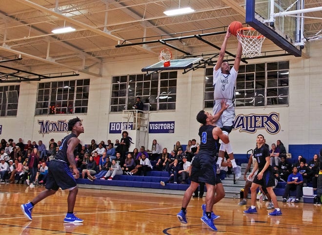 Montreat College senior forward Jeron Hemphill was recognized as the Player of the Week in the Applachian Athletic Conference after a recent span in which he averaged 20.5 points and 15.5 rebounds per game.