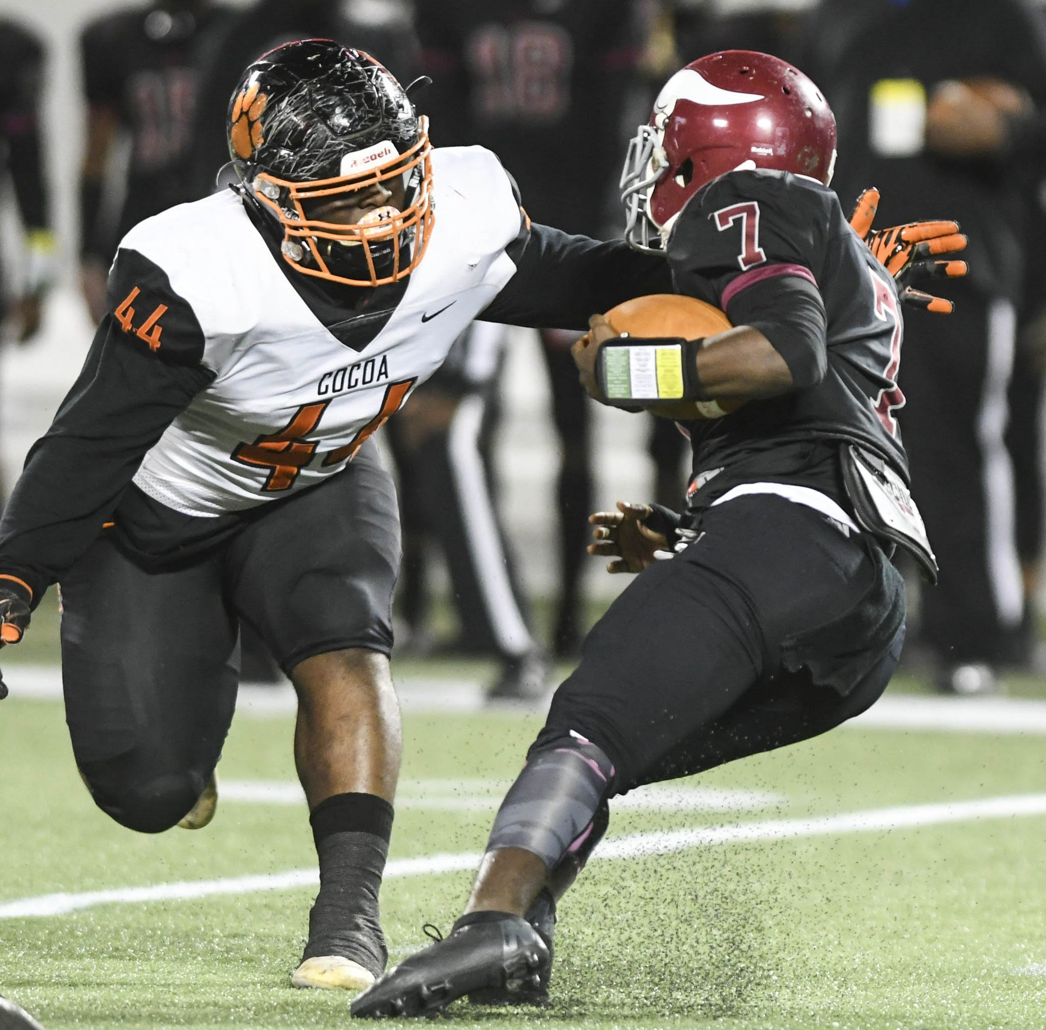 Missed opportunities cost Cocoa in state championship game