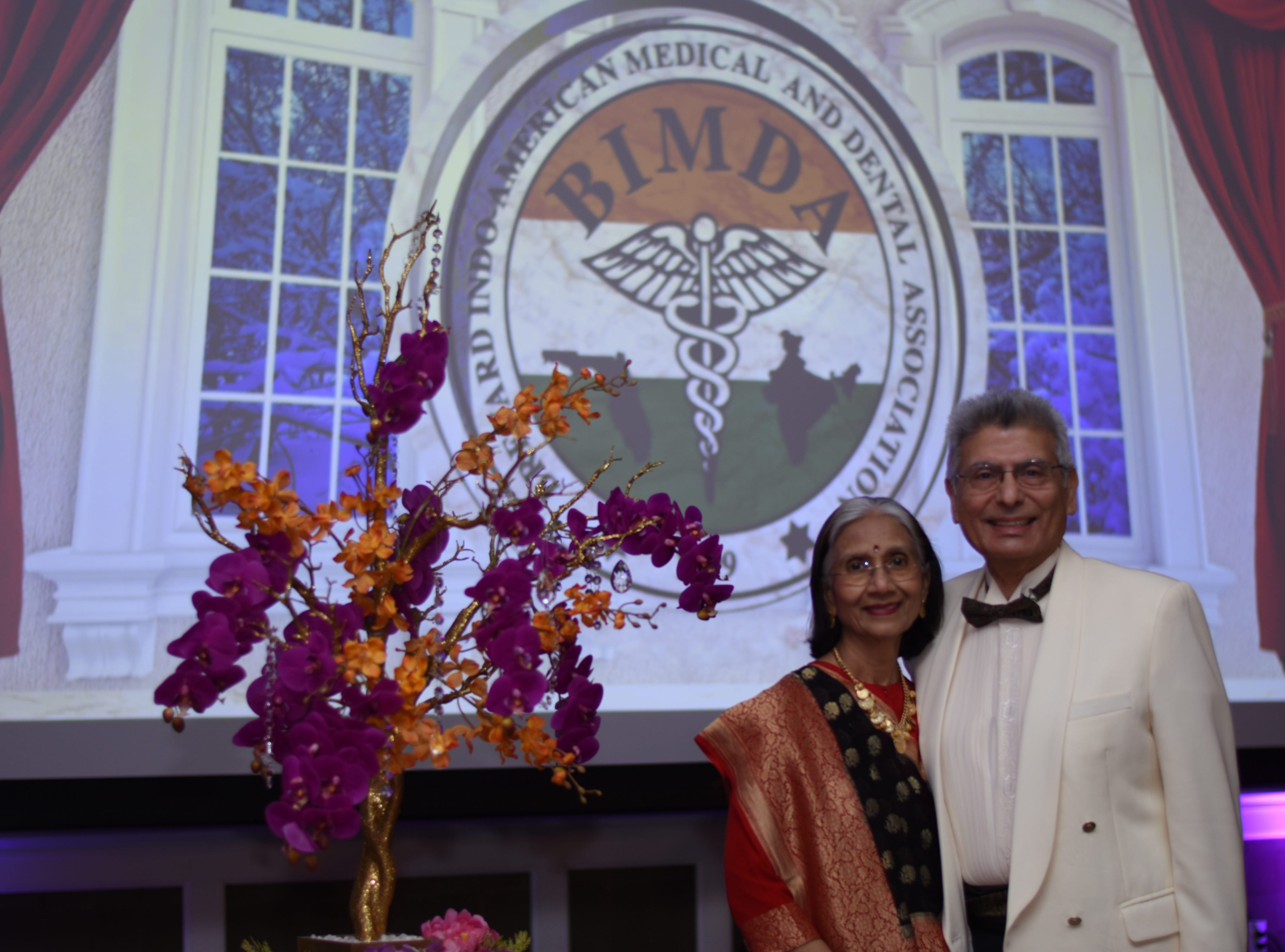 Drs. Mr. and Ms. Pandya.