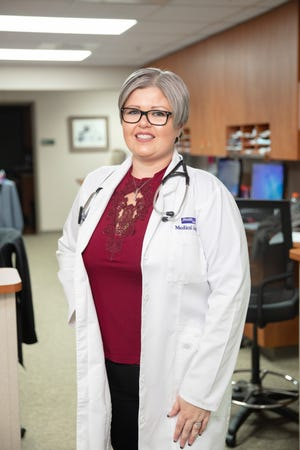 Stephanie Bixby is an Advanced Registered Nurse Practitioner based at Health First Medical Group's Malabar office.