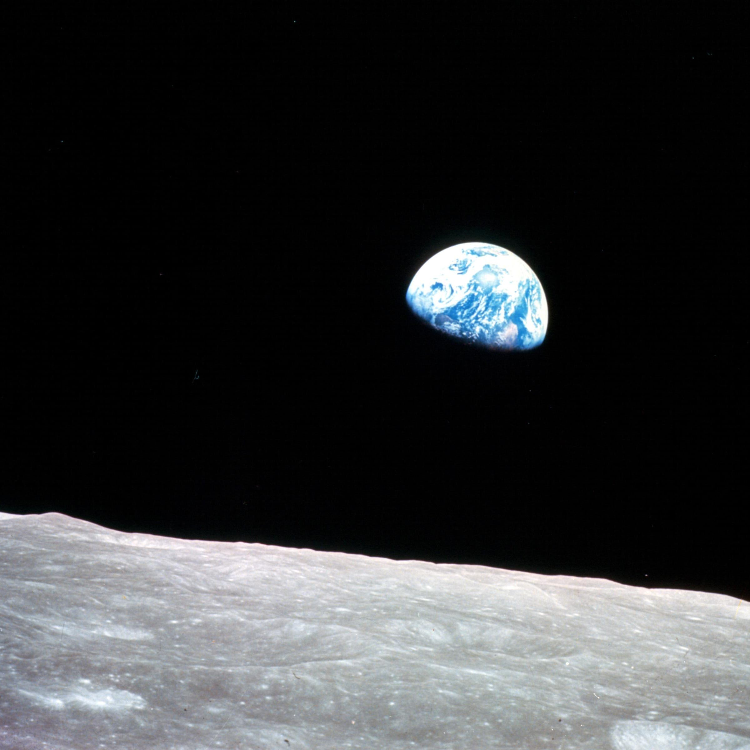 Astronauts set to host Apollo 8 and 'Earthrise' celebrations at Kennedy Space Center