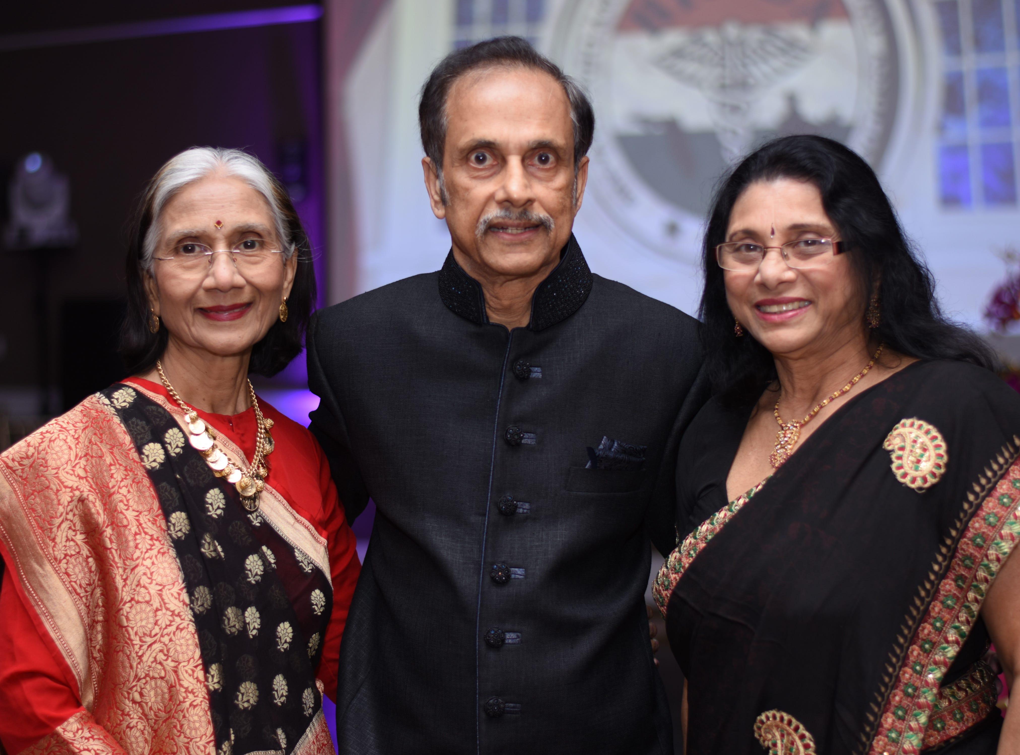 Dr. Snehlata Pandya, Dr. Soni Mahesh, and Uma Shah.