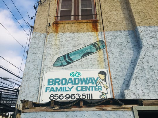 Broadway Family Center, which declared bankruptcy Tuesday, has operated in Camden since 1969.