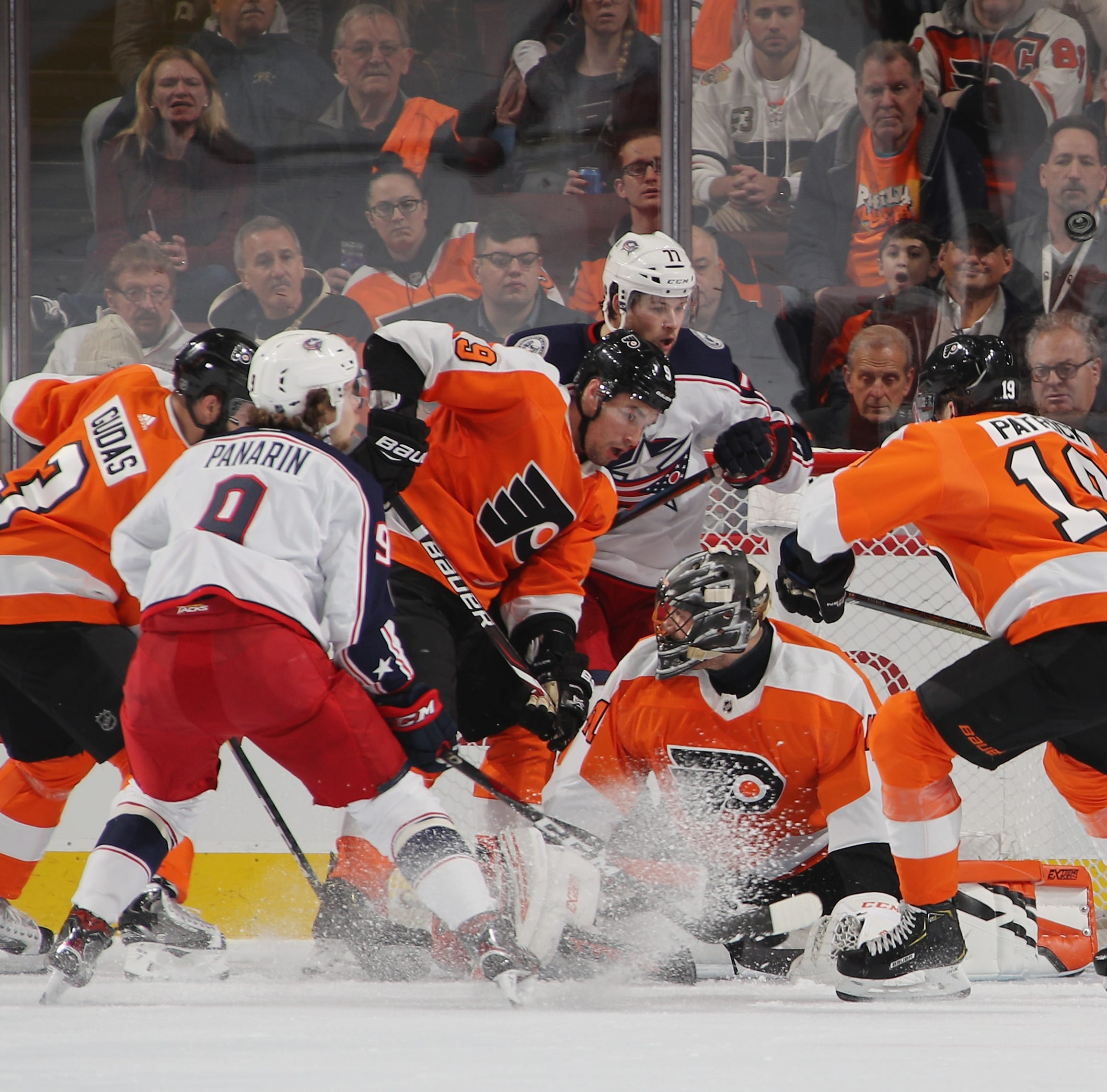 Flyers 5 takeaways: Not the best first impression for the Chuck Fletcher era
