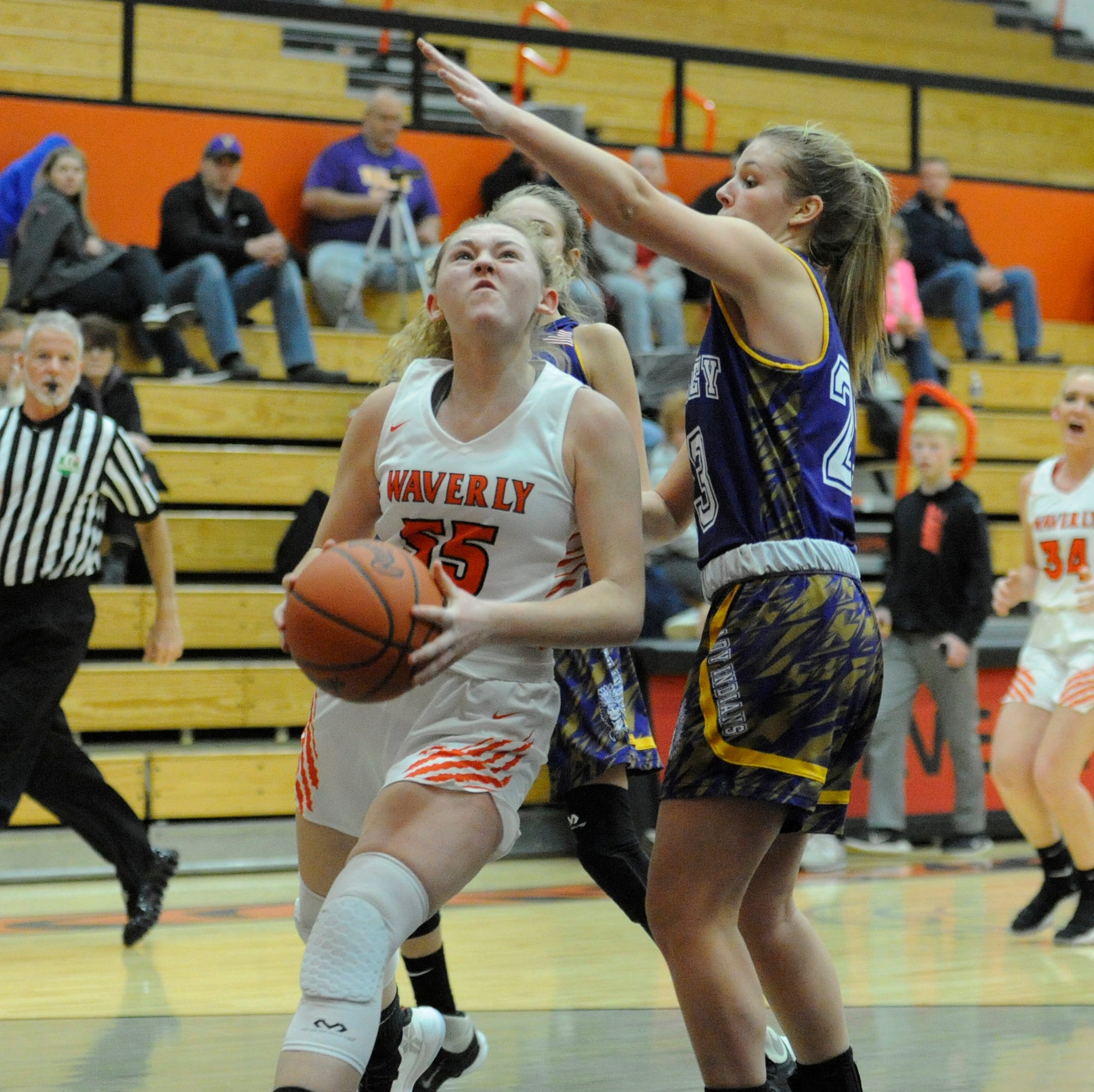 DAILY DIGEST: Waverly girls basketball falls to Wheelersburg despite Carter's 21 boards