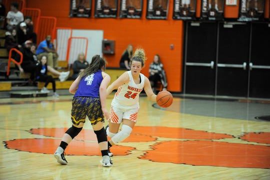 Waverly High School girls basketball lost to Valley 59-41 at home on Thursday night as they fell to 2-1 on the season.