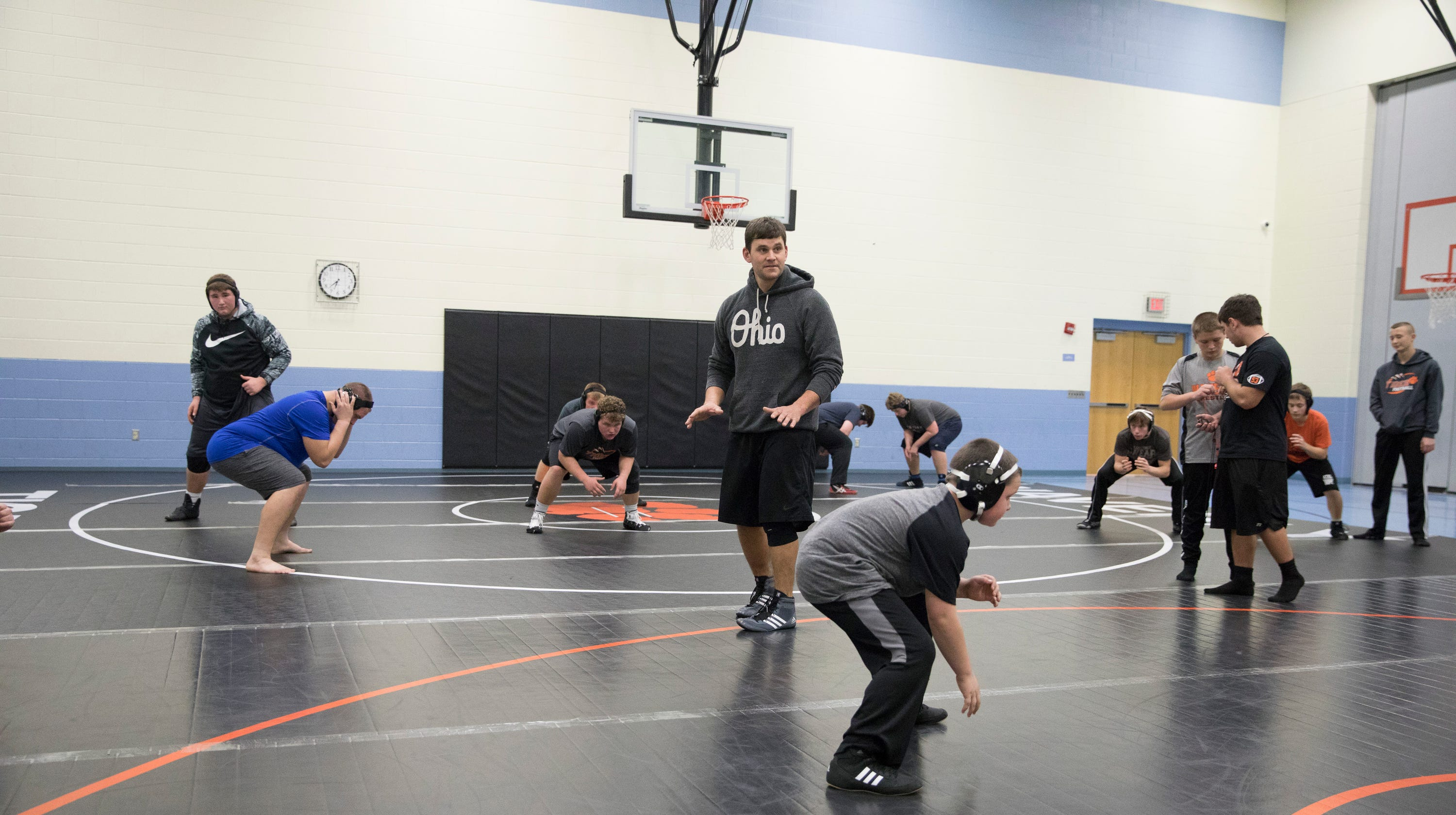 Waverly wrestling looks for growth throughout first season