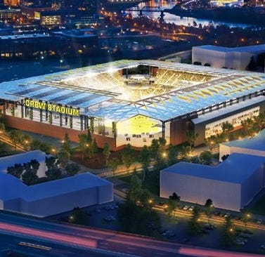 Ohio lawmakers want to give Columbus Crew $15M for a new stadium. FC Cincinnati got $4M.