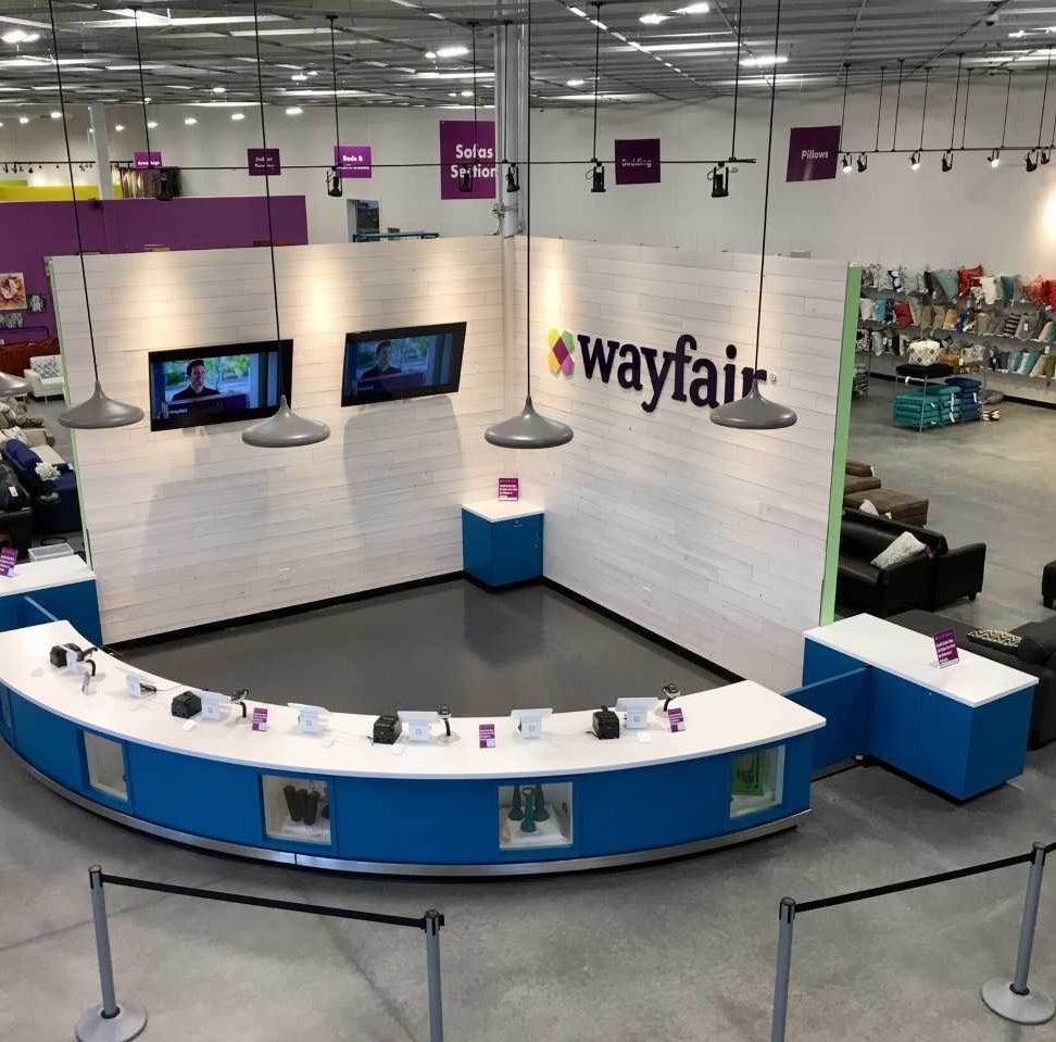 Kentucky Wayfair outlet opens for business this week with a sweet deal