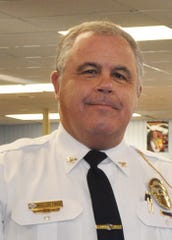 Greenhills Police Chief Neil Ferdelman