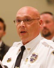Colerain Township Police Chief Mark Denney