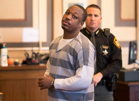 Beckley Sentenced For Mass Shooting At Cameo Nightclub