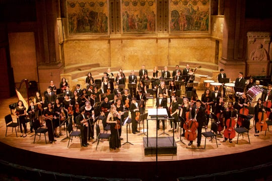 Greater Princeton Youth Orchestra (GPYO)