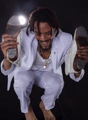 """Rhythm tap virtuoso and former """"Showtime at the Apollo"""" co-host Omar Edwards and his K360 Club musicians will bring two hours of dance and music to Esquina Latina Restaurant and Lounge, 25 Liberty St., New Brunswick from 7 to 9 p.m. on Dec. 18."""