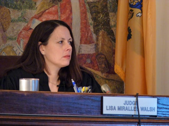 Union County Superior Court Judge Lisa Miralles Walsh.