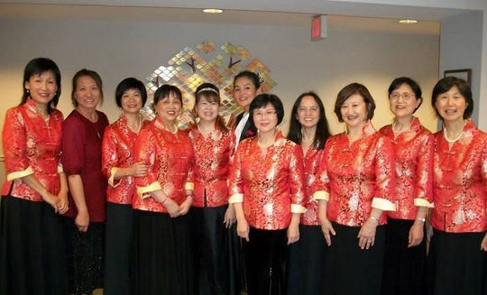 The Chinese American Music Ensemble is one of the five groups that will sing in the Caroling in the Gardens program.