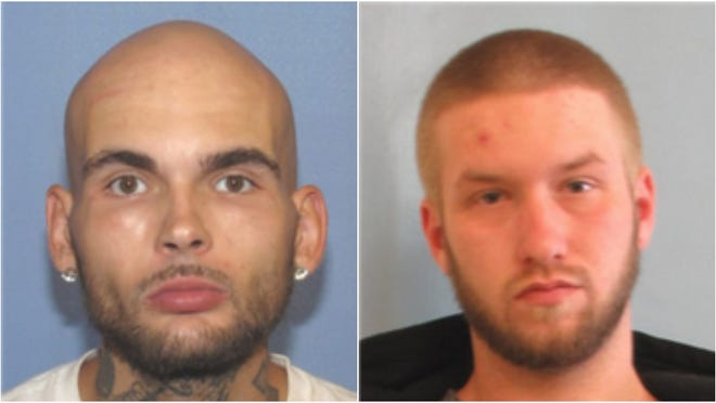 Warrants have been issued for Douglas M. Casteel and Lucian A. Lambes. The Tuscarawas County Sheriff's Office says Casteel and Lambes should be considered armed and dangerous.