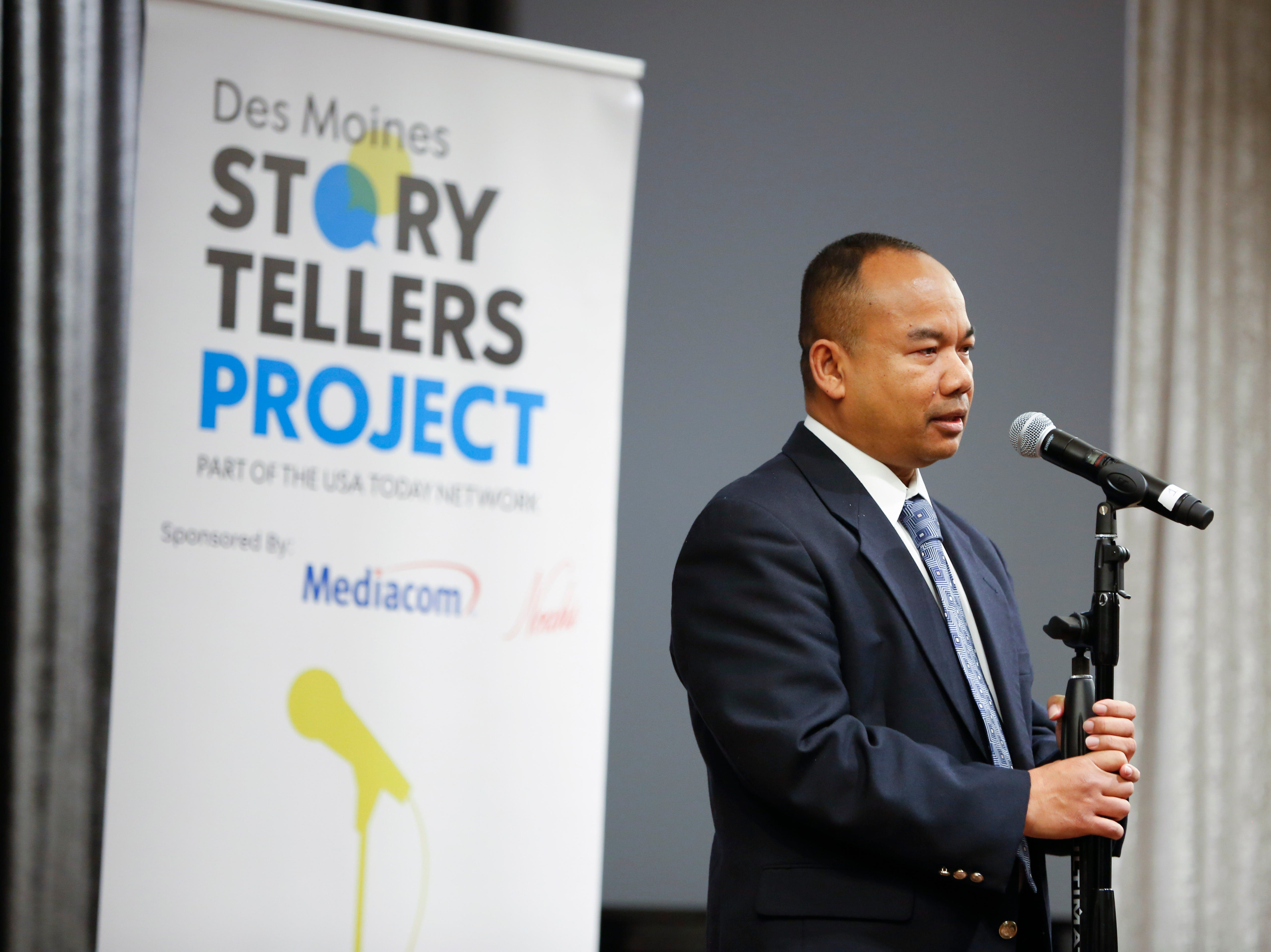Individual 2019 Des Moines Storytellers Project tickets now available