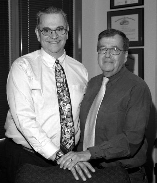 David Twombley And Larry Hoch