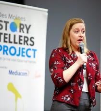 Des Moines Storytellers Project The Des Moines Register