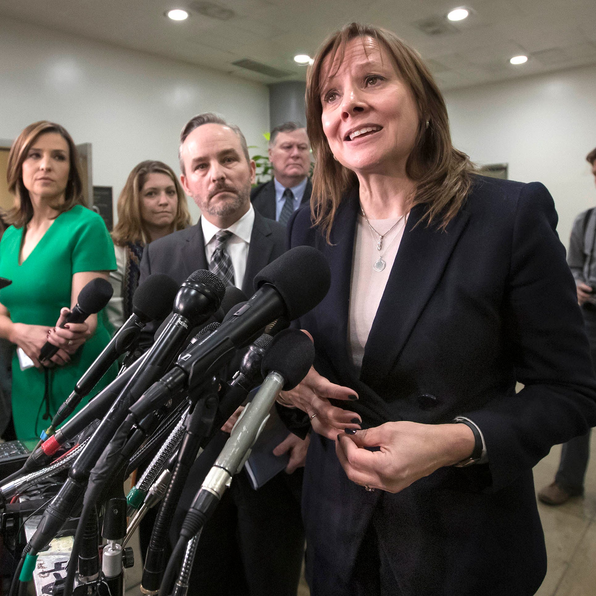 General Motors retiree has this advice for Mary Barra