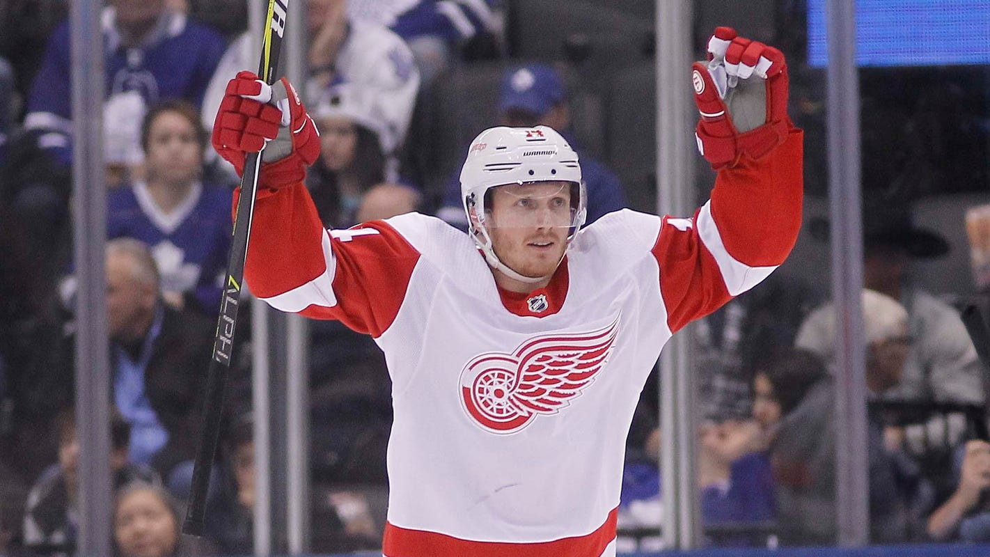 Detroit Red Wings  Gustav Nyquist on scoring surge. Here s why d5df90af8