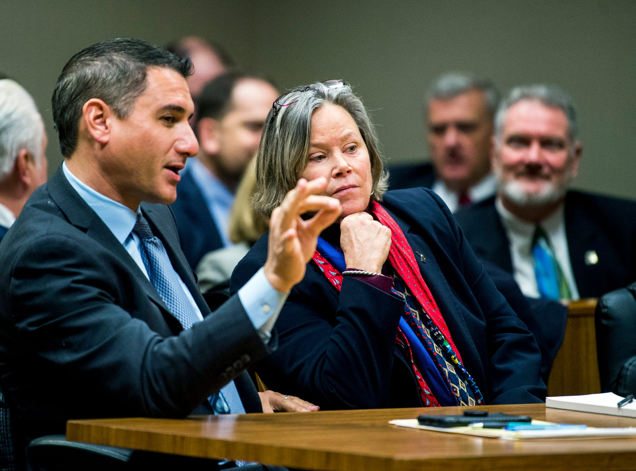 State Chief Medical Exec Wells headed to trial on Flint manslaughter charge
