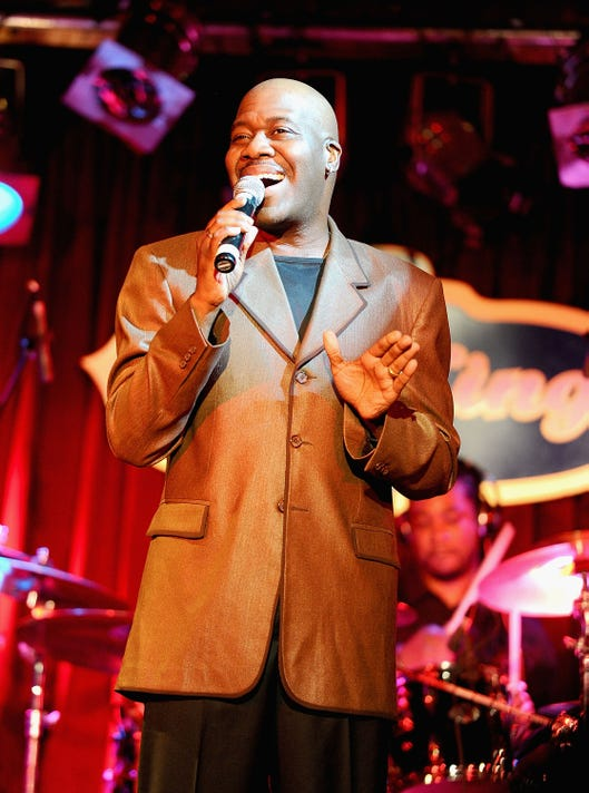 Will Downing In Concert