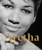 """Aretha: The Queen of Soul"" by Meredith Ochs."