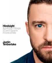 """Hindsight & All the Things I Can't See in Front of Me,"" by Justin Timberlake."