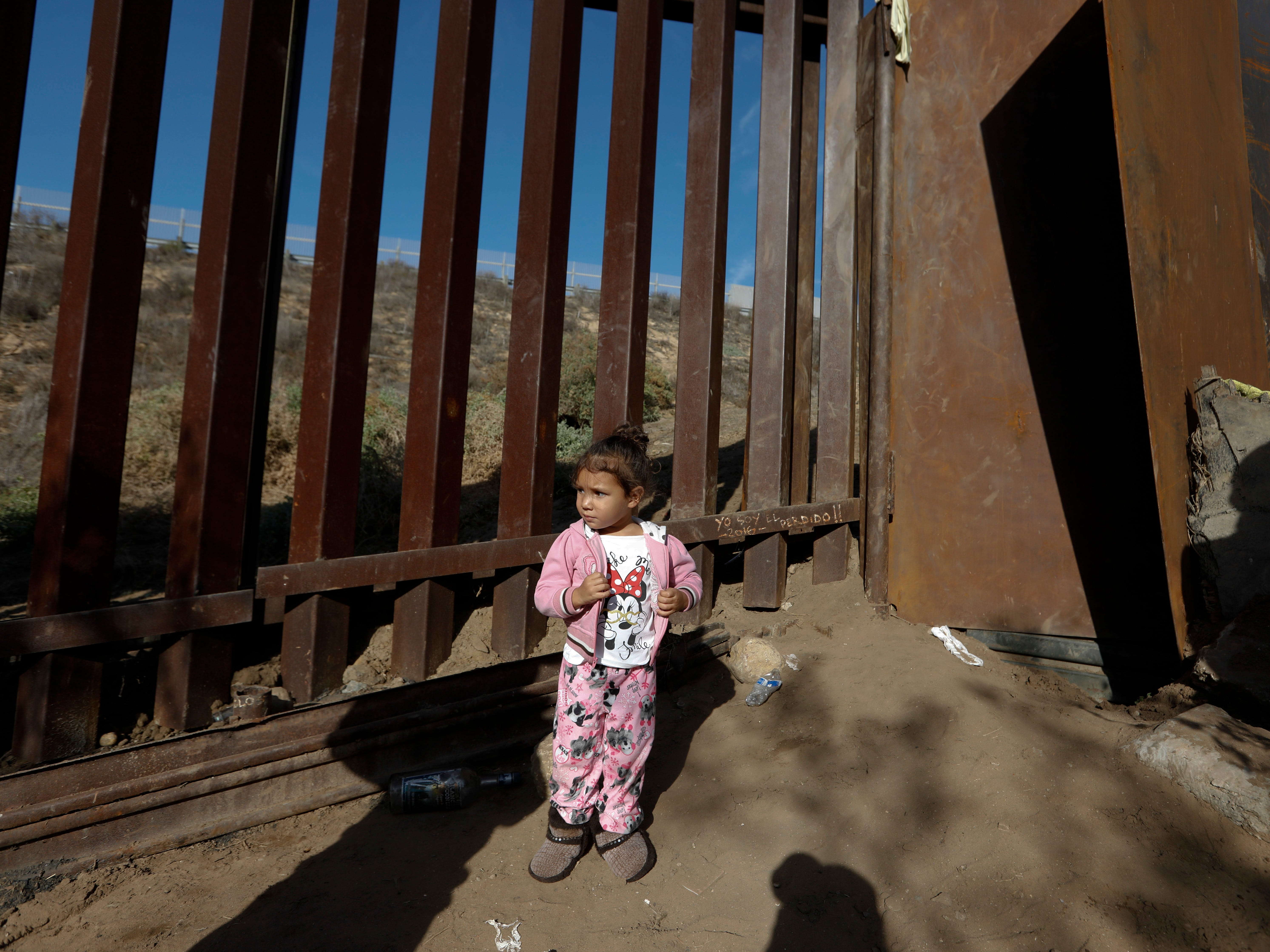 Opinion: Keep children at border from trauma