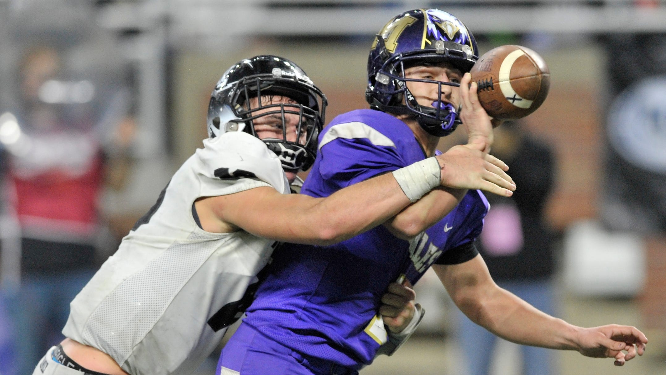 Detroit News All State Football Team Division 7 8