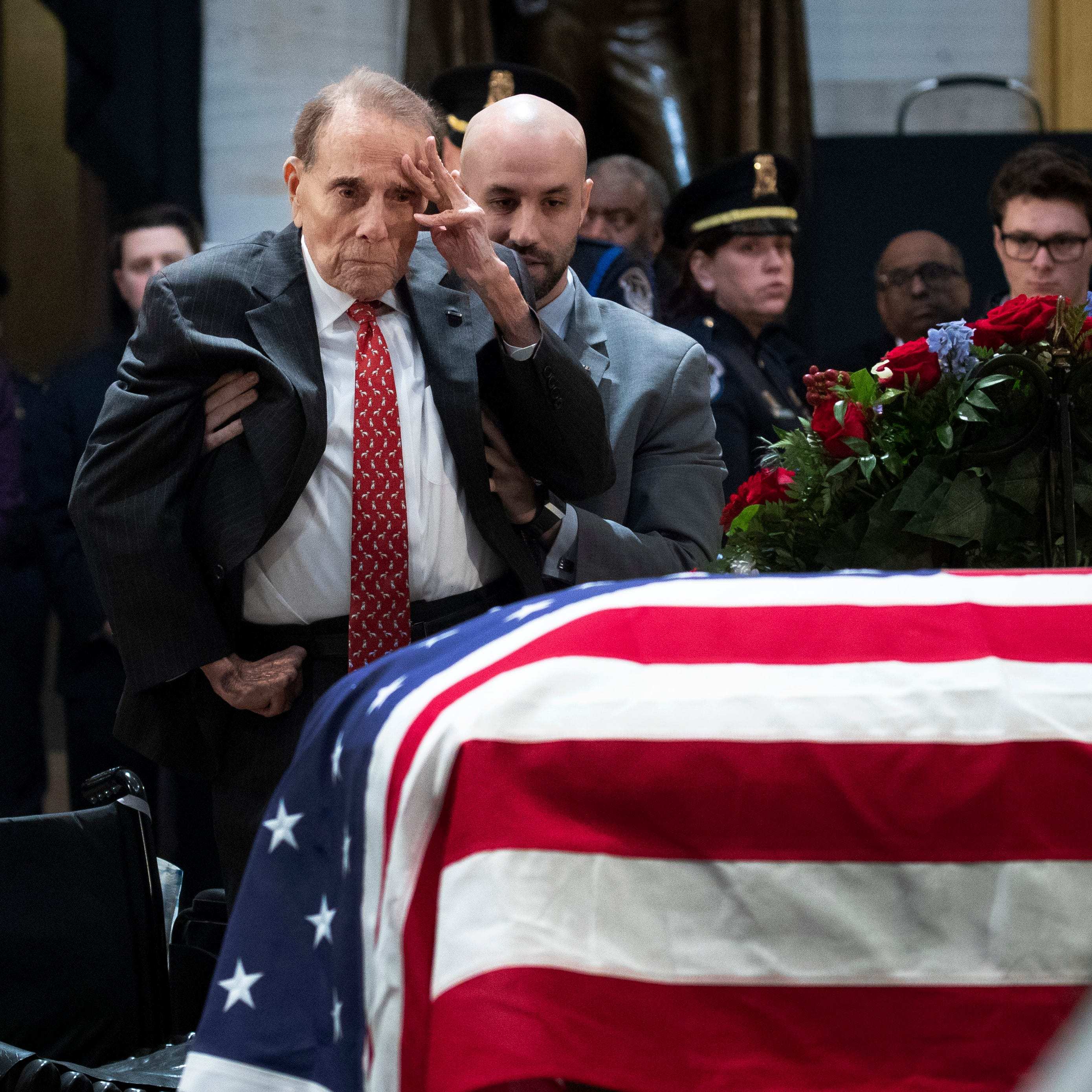 Opinion: President Bush an example to us all