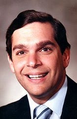 Tom Santulli became Chemung County executive in 2000.