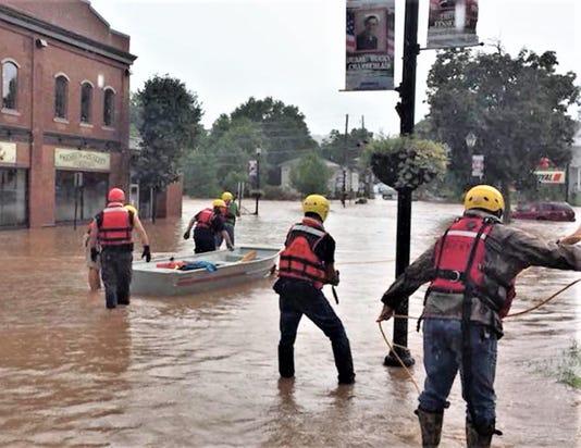 Troy Pa Flooding