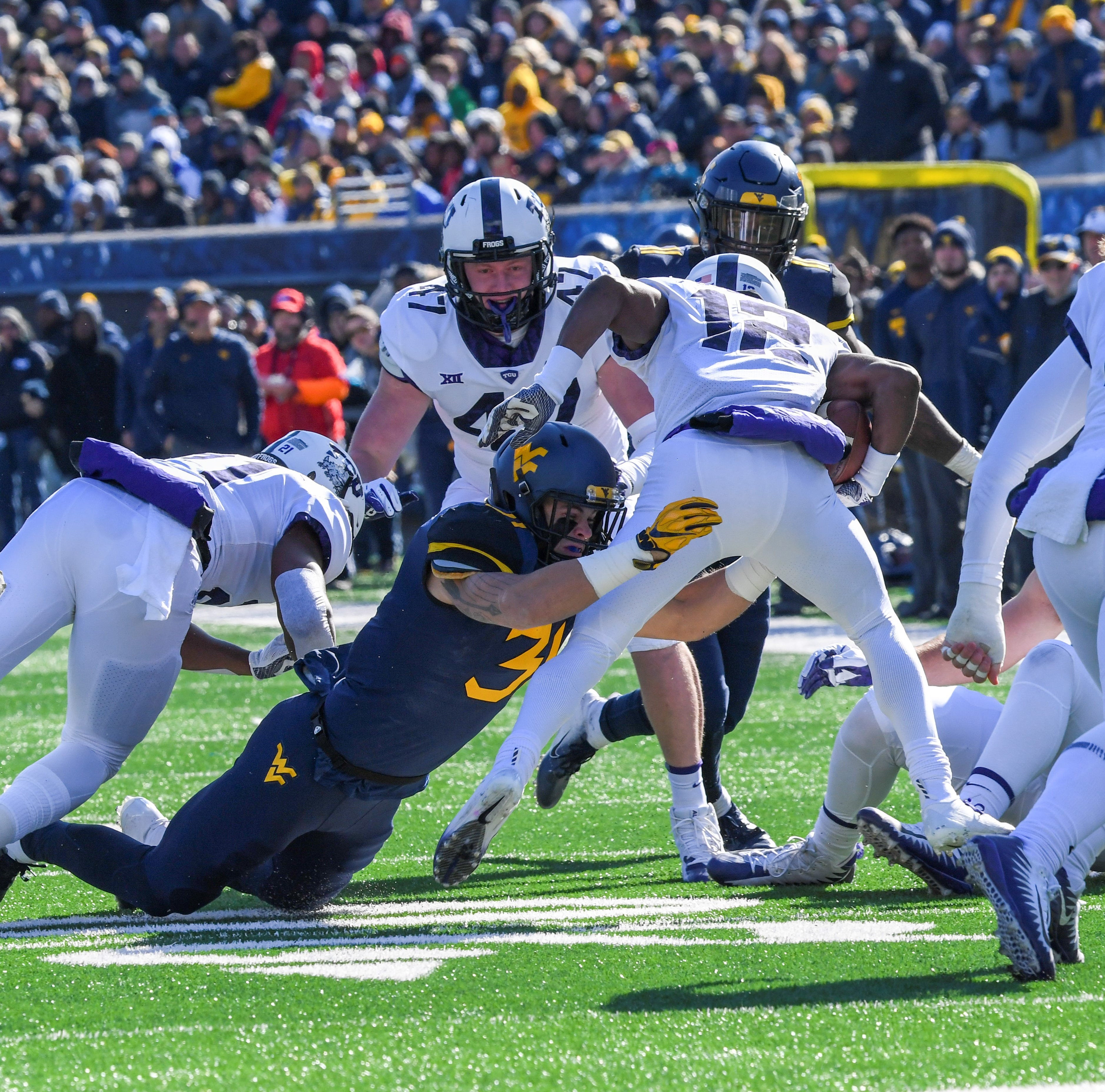 Woodville's Sandwisch heads to Camping World Bowl with Mountaineers