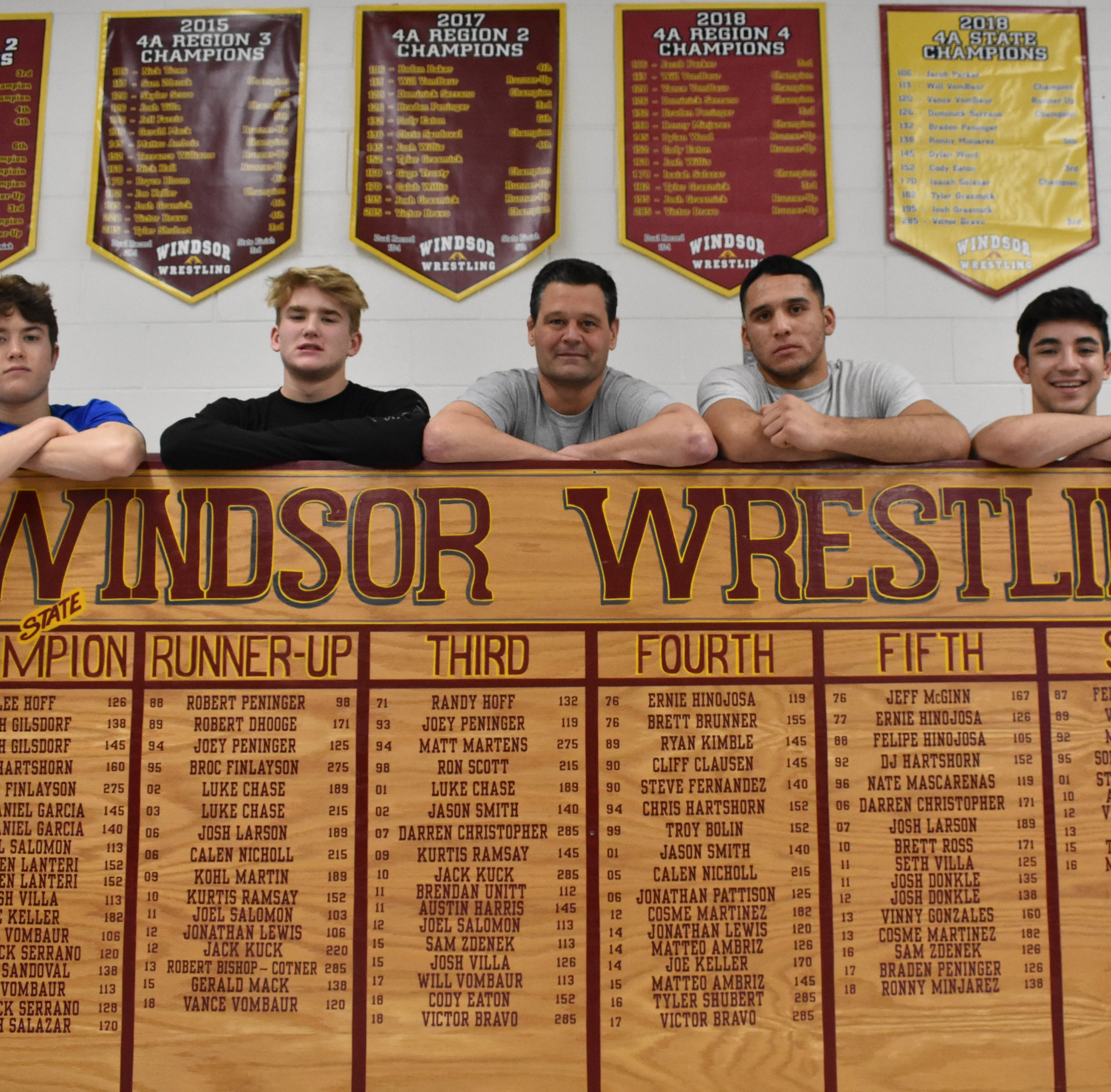 Meet the wizard behind the winning Windsor wrestling team
