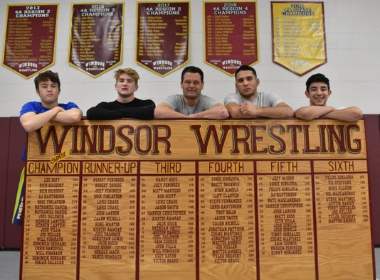 Windsor wrestling