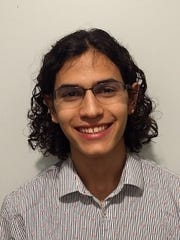Tom Shlomi is a math major in his first year at Florida Gulf Coast University​​​​​​​.