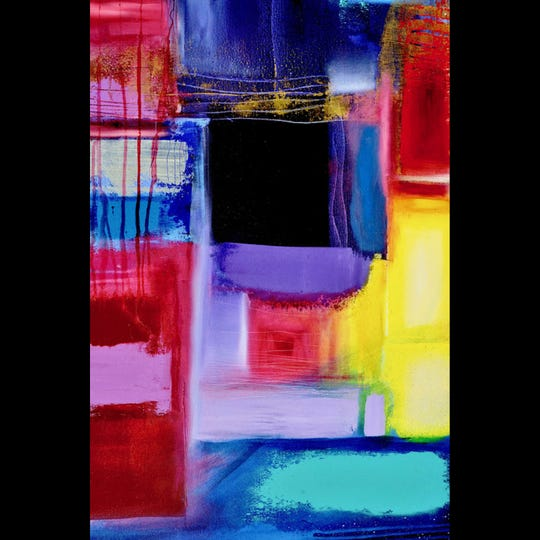"""Marvin """"Murf"""" Murphy will show and sell his paintings at the Naples Fine Art Show"""