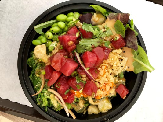 PokeBowl Cafe Fort Myers