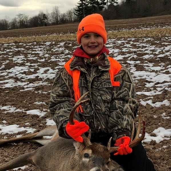 Check out this year's Wisconsin Big Buck Gallery