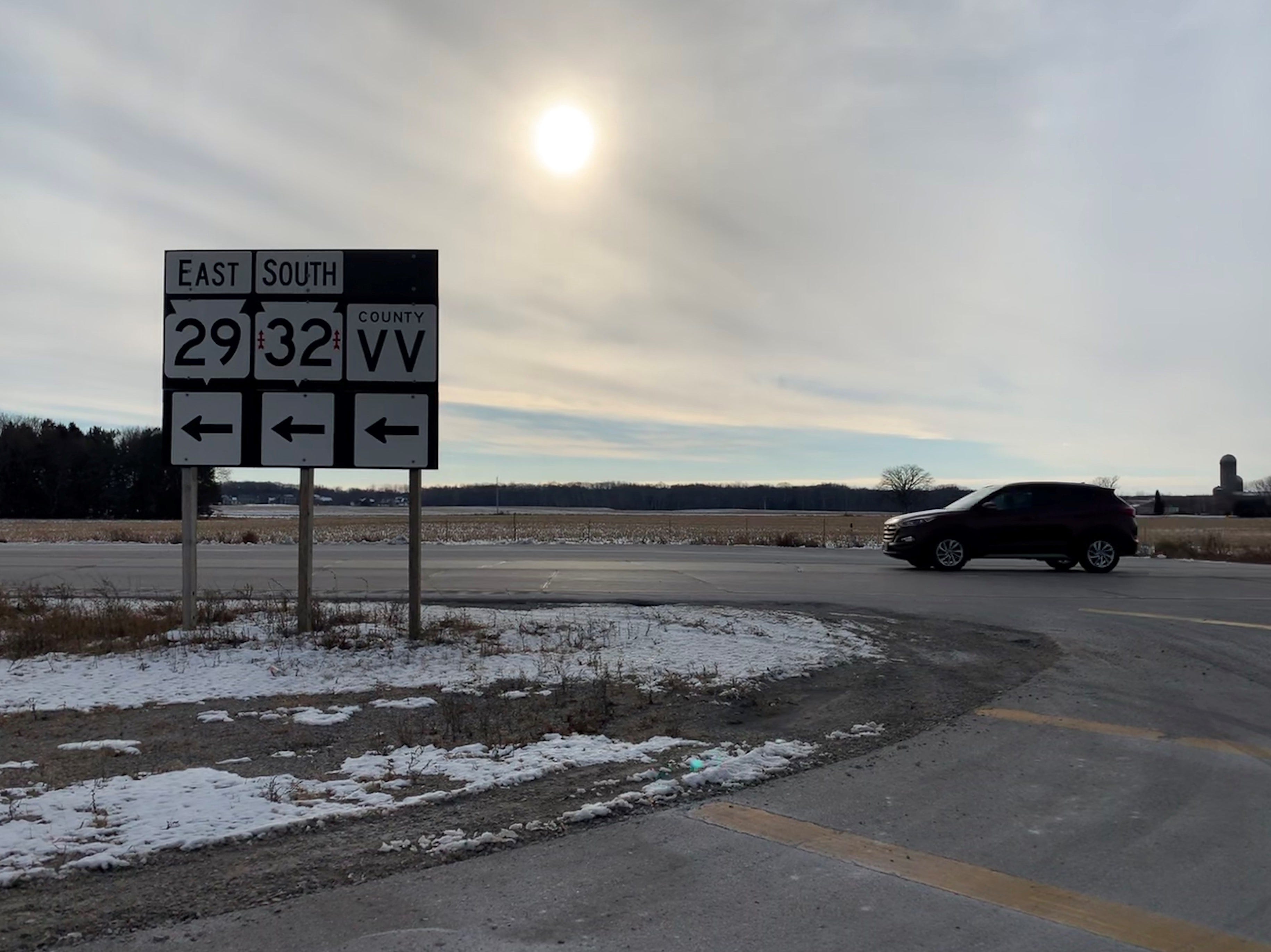 Proposed Highway 29-Brown County VV interchange gets $20 million boost from feds