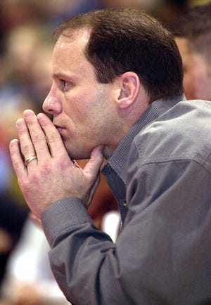 David Ray won four NAIA national championships with the Montana State-Northern wrestling program.
