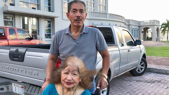 John Guerrero and wife Rosalie are revisiting Guam this year in time for the Dec. 8 feast in honor of Santa Marian Kamalen. The Guerreros say they have been celebrating Santa Marian Kamalen for 34 years in their residence of Bremerton, Washington every May.