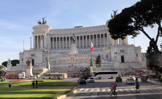 In any other major city in the world, the monument Altare della Patria — popularly known as the Birthday Cake — would be the No. 1 attraction to visit. In Rome, it ranks a mere 74th of things to do, according to Trip Advisor. At less than 100 years old, it is also one of central Rome's newest buildings. Give it time.